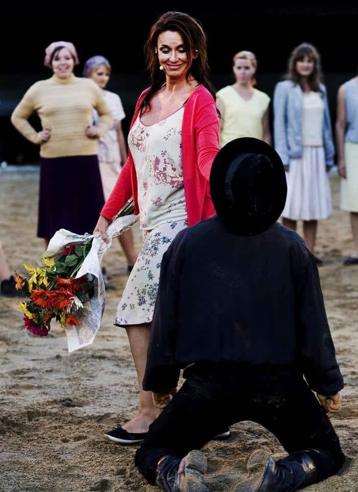 Carmen er en operaforestilling af de mest populære