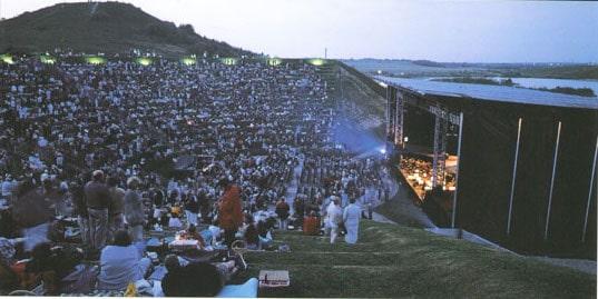 Rigoletto opføres i august 2020, men blev også opført i 2002.