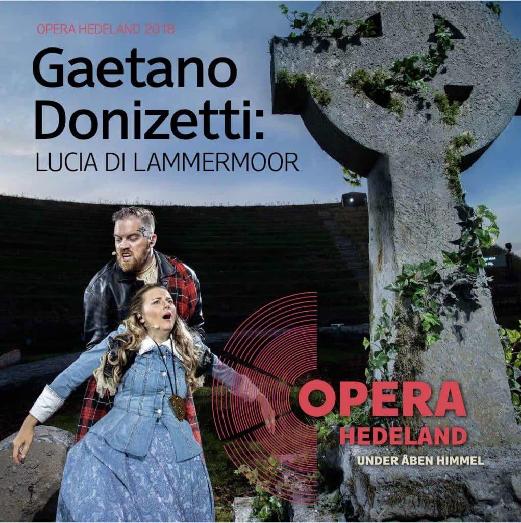 Lucia di Lammermoor i Opera Hedeland 2018